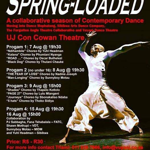 SPRING LOADED FLYER